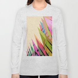 Abstract Composition 616 Long Sleeve T-shirt