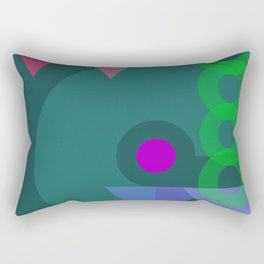 On With the Show! Rectangular Pillow