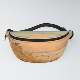 Duck Hunters Calling Fanny Pack