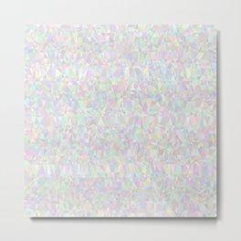 Opal Sparkles Metal Print