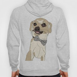 Chihuahua with Bow Tie Hoody