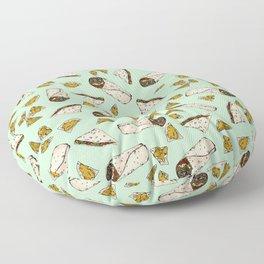 Getting Cheesy Floor Pillow