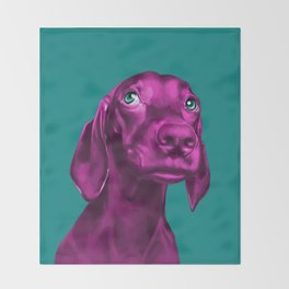 The Dogs: Guy 3 Throw Blanket