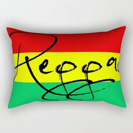 Reggae Right Rectangular Pillow