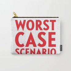 Worst Case Scenario Carry-All Pouch