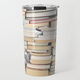 Books, Pages, Stories Travel Mug