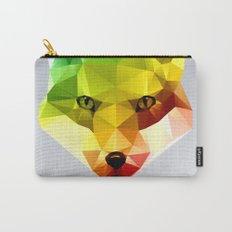 Glass Animal - FOX head Carry-All Pouch
