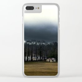 The Last House on the Right Clear iPhone Case