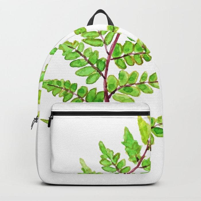 Eared Lady Fern Backpack