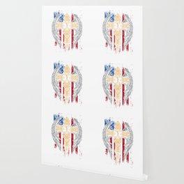 USA Flag Paramedic Caduceus EMT EMS Nurse Doctor Medicine Gift Wallpaper