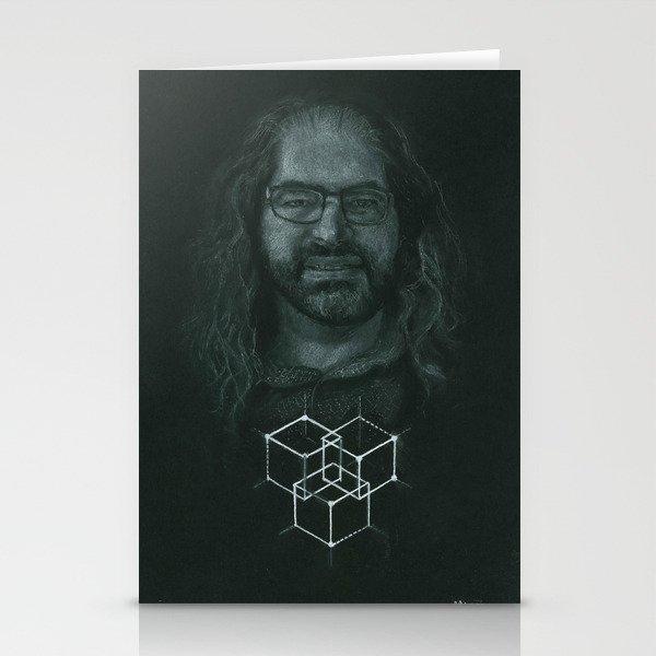 Blockchain Stationery Cards
