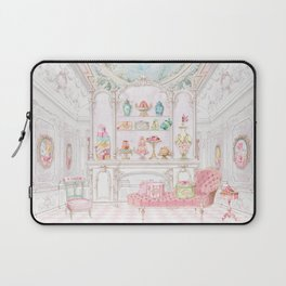 French Patisserie  Laptop Sleeve
