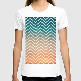 SUNSET STRIPES T-shirt