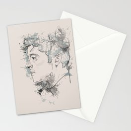 Castiel   Seraph Stationery Cards