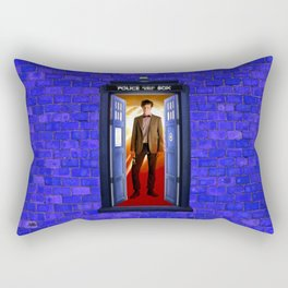 doctor who  Rectangular Pillow