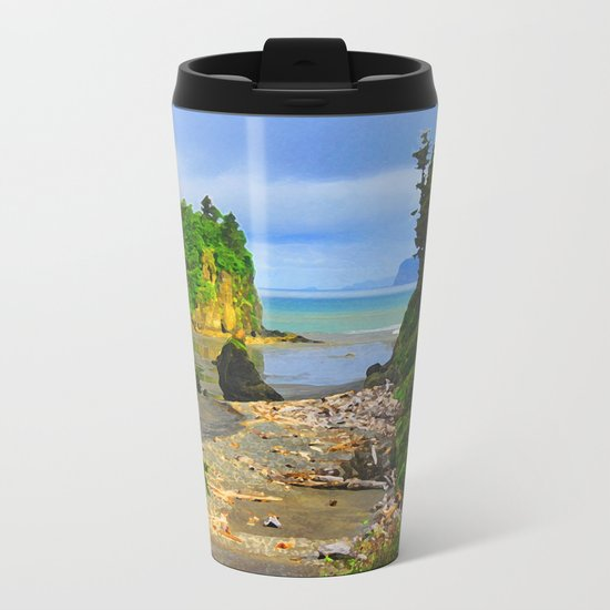 Kalaoch Metal Travel Mug