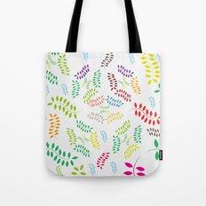 ORGANIC & NATURE (COLORS) Tote Bag