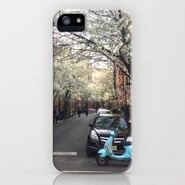 West Village II iPhone Case