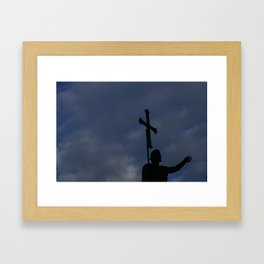 Pelayo Framed Art Print