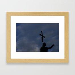 Pelayo Framed Art Print