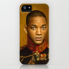 Will Smith - replaceface iPhone (5, 5s) Slim Case
