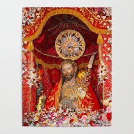 Senhor Santo Cristo dos Milagres Poster