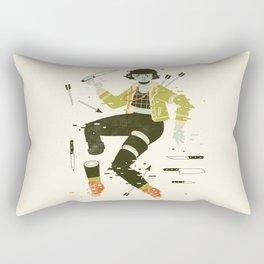 To Pieces Rectangular Pillow