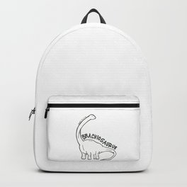 Brachiosaurus Backpack