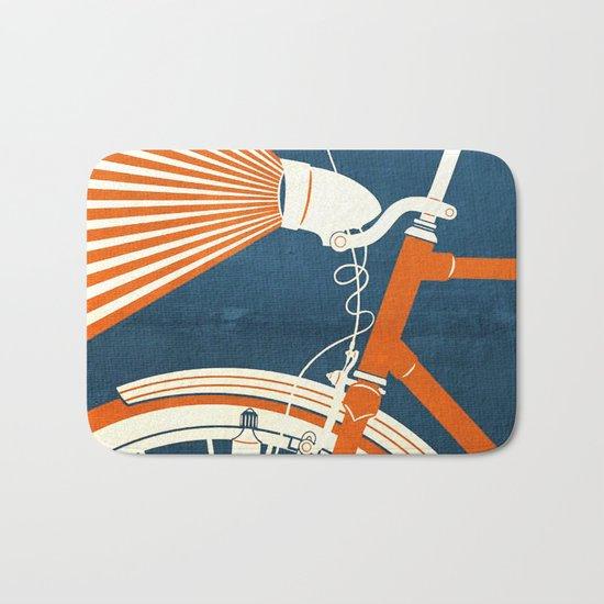 Bicycle Light Bath Mat