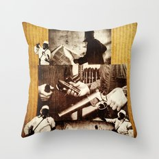OSWG Insurrection. Throw Pillow