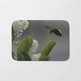 Carpenter Bee Landing Bath Mat