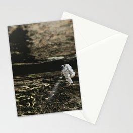 ~ finding peace on Jupiter Stationery Cards