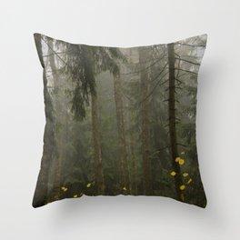 Forest#3 Throw Pillow