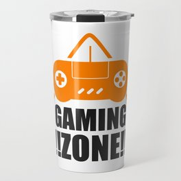 gaming zone Travel Mug