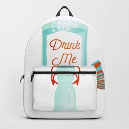 Drink me Backpack