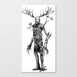 Leshen Canvas Print