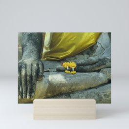 Buddha in Thailand Mini Art Print