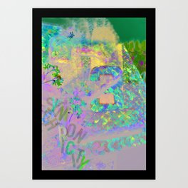 synchronicity Art Print