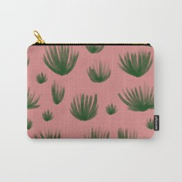 Organ Pipe Cactus: Pink Carry-All Pouch