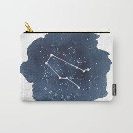 gemini constellation zodiac Carry-All Pouch