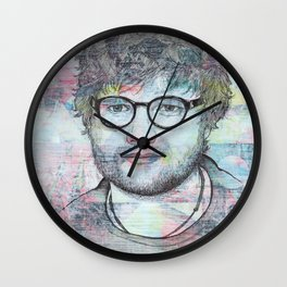 We Could Change This Whole World With A Piano Wall Clock