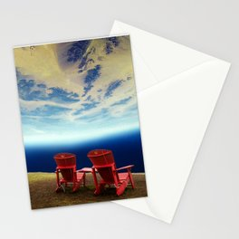 Natural Space Stationery Cards