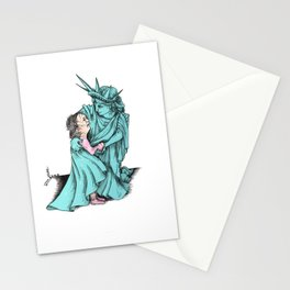 We Really Do care Stationery Cards