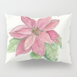 Poinsettia Pillow Sham