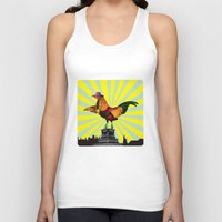 mom Tank Tops featuring Mom by Pierre-Paul Pariseau
