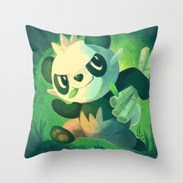 Yanchamu Thief Throw Pillow