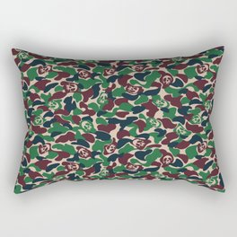 DUCK CAMO Rectangular Pillow