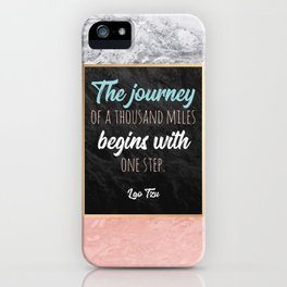 One step iPhone Case
