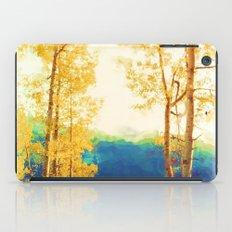 Faded Aspens iPad Case