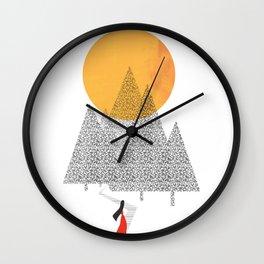 Walkthrough Wall Clock
